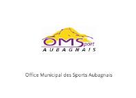 Office des Sports Aubagnais