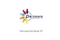 Association Parcours Handicap 13