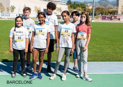 course 2021 - Barcelonne